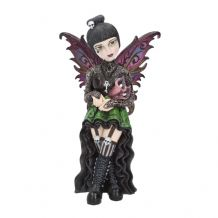 ORCHID LITTLE SHADOWS FIGURINE